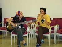 ペルー音楽の演奏