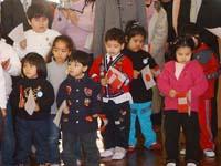 最近は日本生まれの子どもも増えています