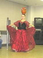 パラグアイの民族ダンス